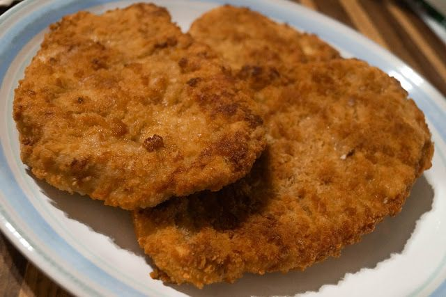 In the Kitchen with Jenny: Breaded Pork Tenderloins @inkitchenwjenny