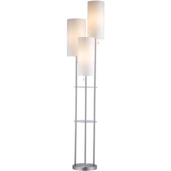 """Wall 67.75"""" Floor Lamp Reviews ($100) ❤ liked on Polyvore featuring home, lighting, floor lamps, wall mounted lamps, wall-mounted lamps, wall-mount lamp, wall lights and wall lamps"""