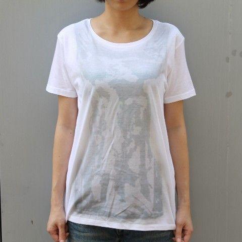 【VV限定】濡れ透けスクール水着Tシャツ(Sサイズ)