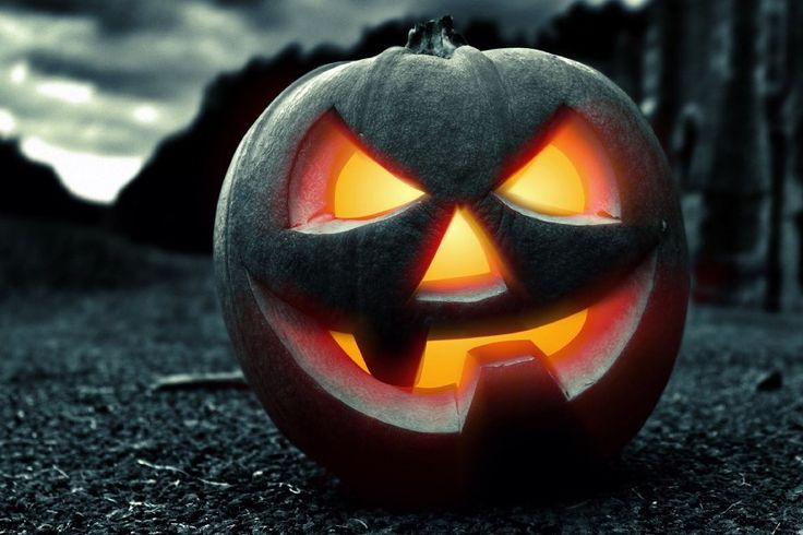 Best scary pumpkin faces ideas on pinterest