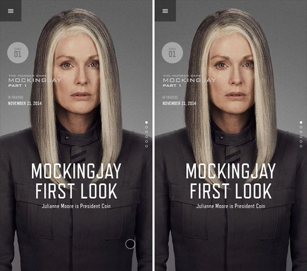 Hunger Games Exclusives: Mobile Magazine on App Design Served