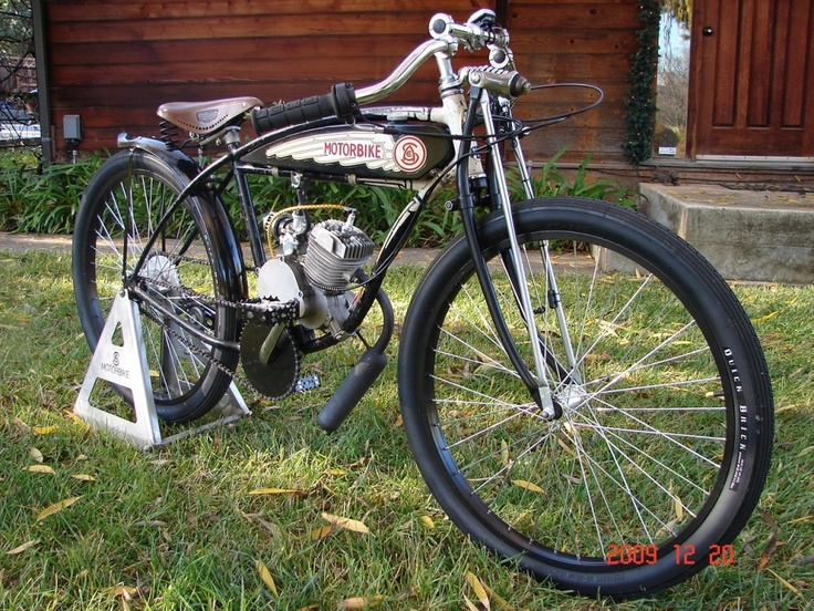 Board track retro | Rat Rod bicycles | Pinterest ...
