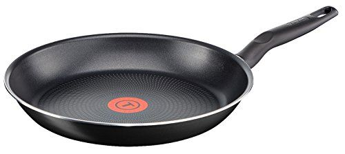 Tefal Extra Frying Pan with Thermospot Non Stick Gas & Electric Hobs 26cm #Tefal #Extra #Frying #with #Thermospot #Stick #Electric #Hobs