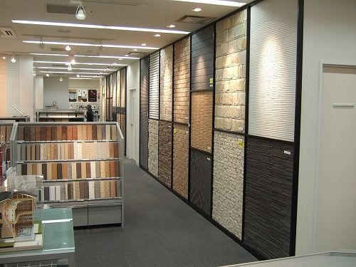 ショールーム見学① INAX TOTO編 お家が欲しい Tile Showroominaxrecording Studiototodisplay Ideahibitionsconstructionfloorsbuilding