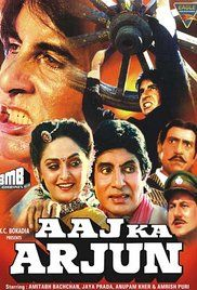 Aaj Ka Arjun Full Movie Watch Online Free. Bhim Singh is an orphan who lives a poor life-style in a small community. He is the guardian to his only sister, Laxmi, who he has educated in the city, she meets Ajit Singh the son of ...