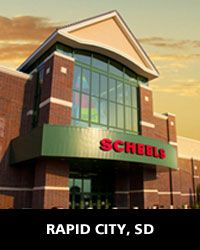 Scheels in the Rushmore Mall in Rapid City, SD