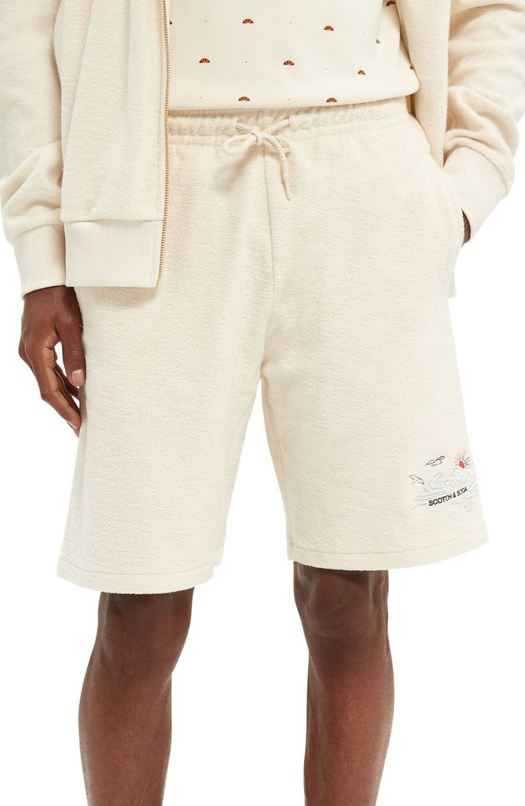 Comfort Style, Scotch Soda, Nordstrom Store, Short Outfits, Clothing Items, Surf, Bermuda Shorts, Organic Cotton, Relax