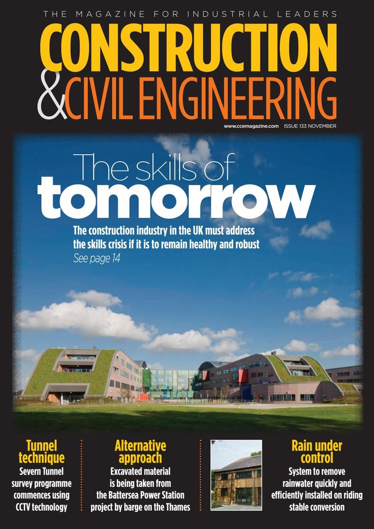 Construction & Civil Engineering - November 2016
