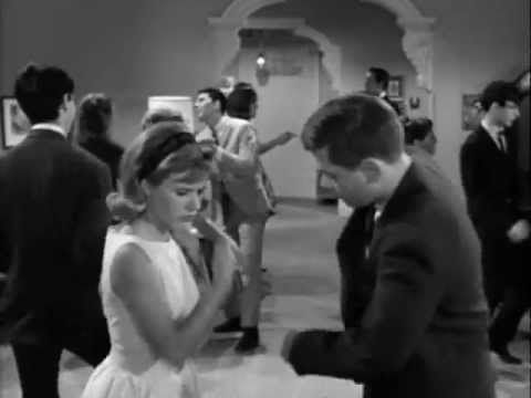 Oct. 1964 - this song from the Gentry's came out and it went all the way to #4 in  1965 - It's 'Keep On Dancing (Dancing and a Prancing)' - the video is too funny - a ton of mid 60's TV folks you know  well doing their dancing!!