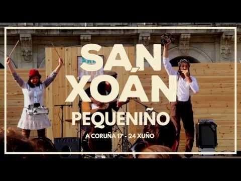 Encántanos o San Xoán Pequeniño!!! Consulta a programación aquí » bit.ly/1XU44Svbit