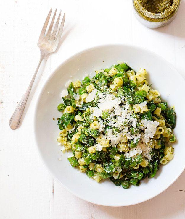 Nudel-Salat mit Superkräften   23 super leckere Gerichte, die Du schnell zubereiten kannst