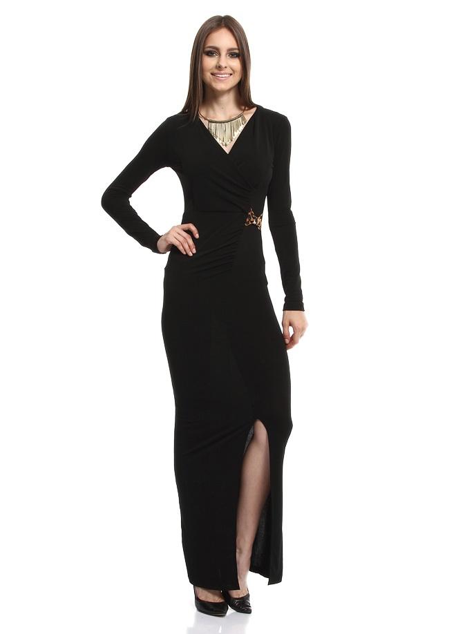 LRS Belde Leopar Fiyonklu Uzun Elbise Markafoni'de 149,99 TL yerine 59,99 TL! Satın almak için: http://www.markafoni.com/product/2982677/
