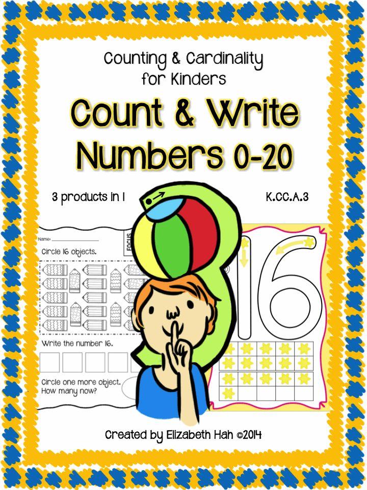 Kindergarten » Counting & Cardinality