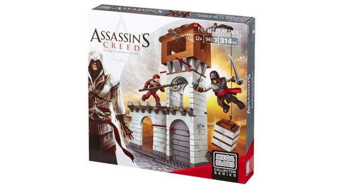 Assassin's Creed - Fortress Attack | Mega Bloks - Assassin's Creed