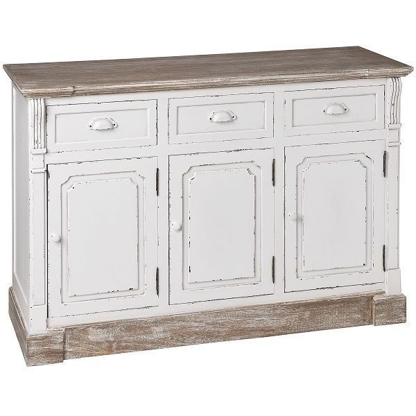 Antique White Painted Sideboards KBF 035