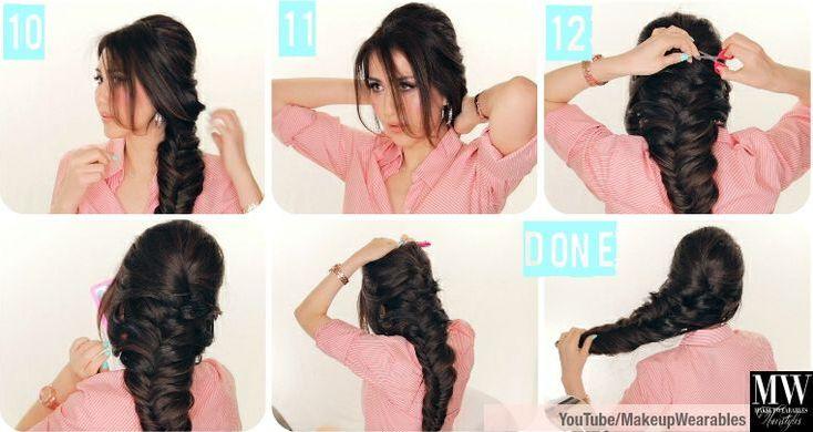 Disney Frozen Hairstyle