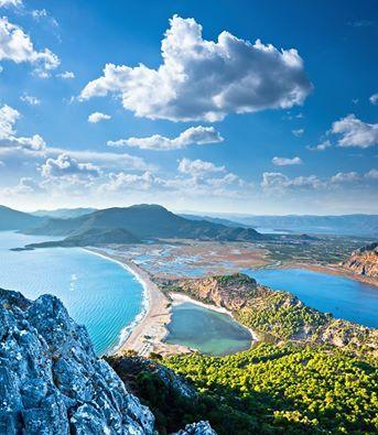 Muğla-Ortaca-İztuzu İztuzu plajı, Muğla ilinin Ortaca ilçesine bağlı olan Dalyan…