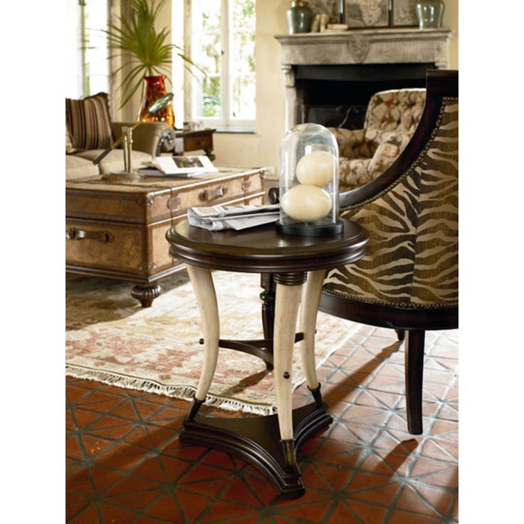 Thomasville Ernest Hemingway Hunt Club Accent Table