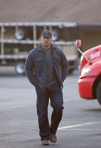 "Dwayne Johnson (""John Matthews"") stars in Summit Entertainment's, a LIONSGATE company, Snitch. Photo: Steve Dietl"