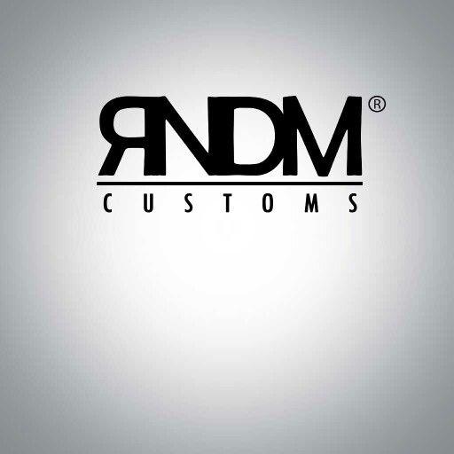 RNDM customs