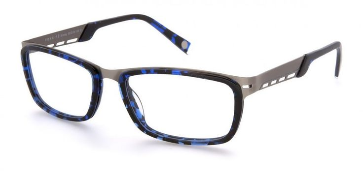 Foncit Kinsky Blue - Mens Prescription Glasses | Foncitglasses