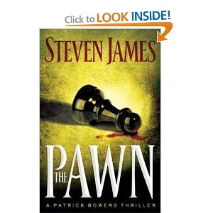 The Patrick Bowers series, The Pawn, The Rook, The Bishop, The Knight - The Queen is next to be released and they are all edge of your seat reading crime drama.  And despite the names, the are not about chess at all.  :)