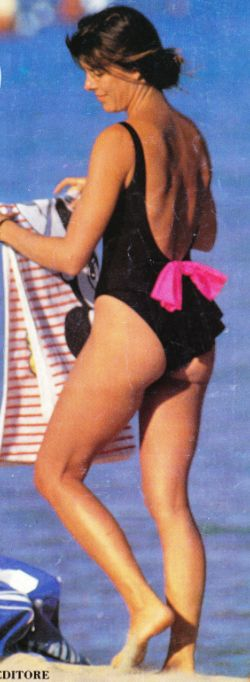 Princess Caroline of Monaco.1989.