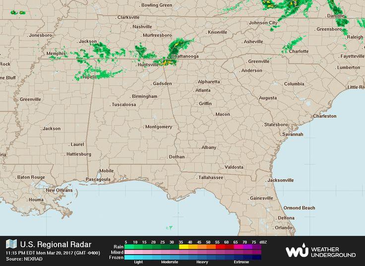 Columbus GA Radar