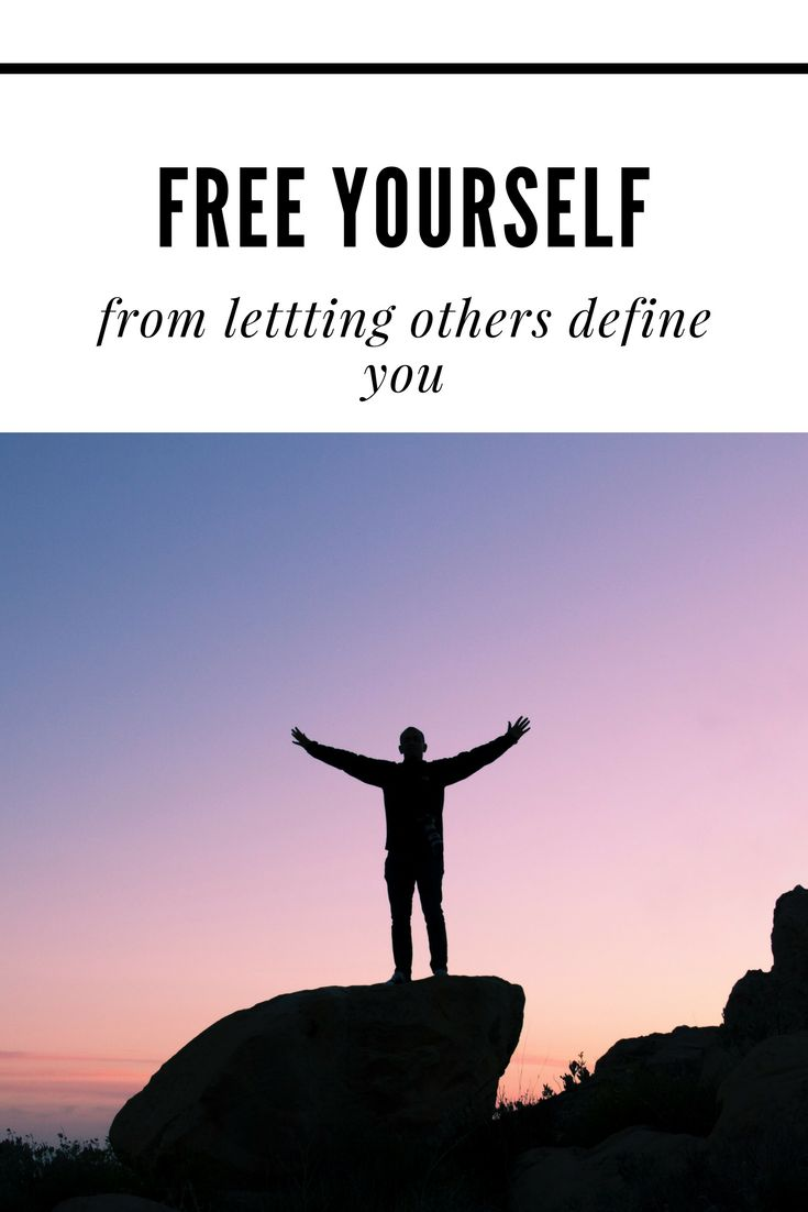 Unleash your own freedom by not letting others define your level of confidence! Avoid turbulent confidence by looking inside instead of looking for external appreciation....