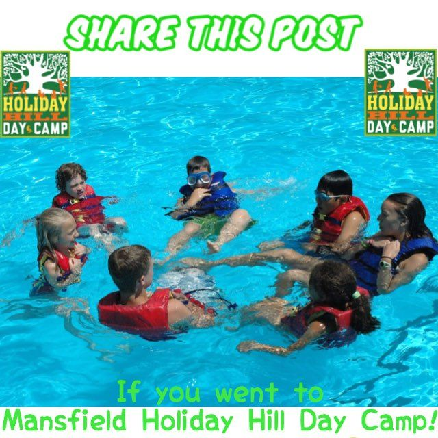 Did you go to Mansield Holiday Hill Day Camp?! If you did SHARE this post now! For more information on our summer camp visit: holidayrecreation.com