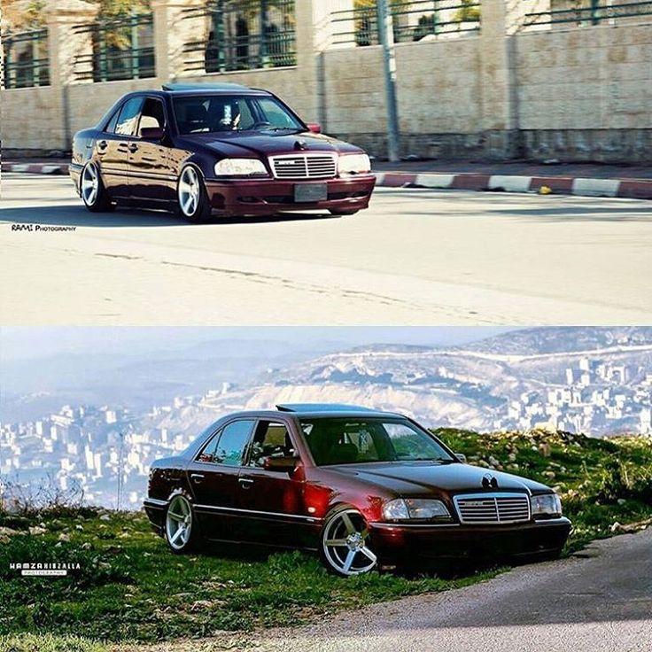 Via: @ziad_sheikha || #mercedes #benz #w202 #w202gram #wheels #low #lowered #stance #clean #illest #euro #carporn #love #stancenation #cargramm #instacar #carswithoutlimits #blacklist ||