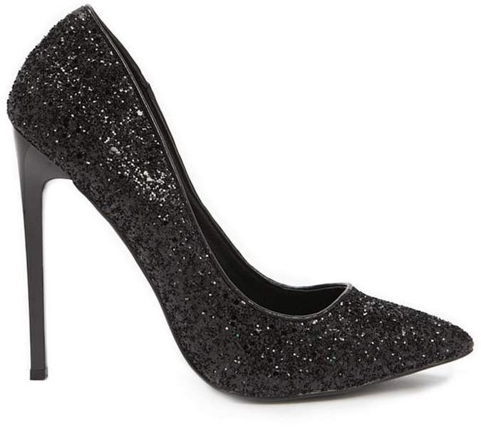 forever 21 glitter shoes