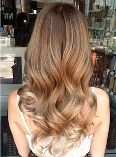 butterscotch brown and honey blonde - Google Search