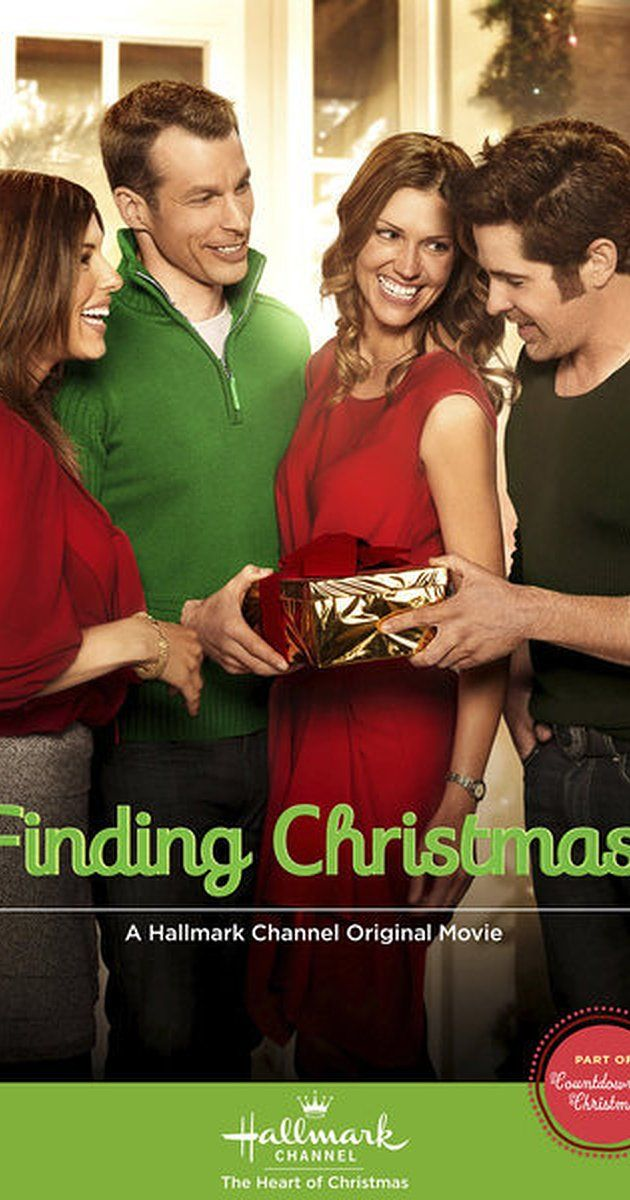 Finding Christmas (TV Movie 2013)  cute story...reminds me of Holiday.  They do a house swap the same way.