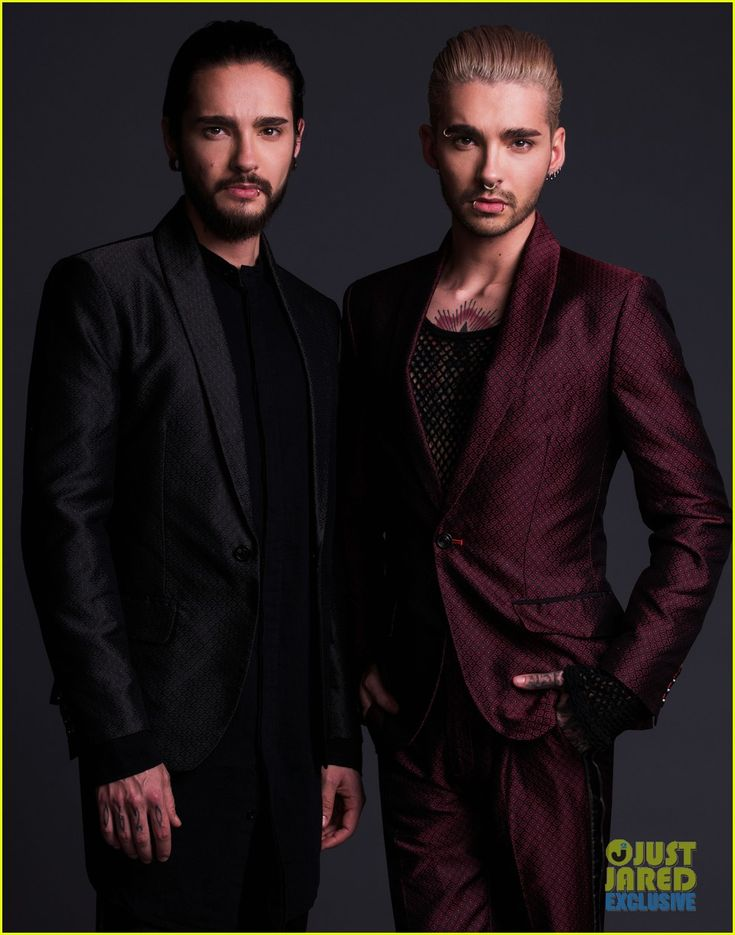 'Tokio Hotel' to Release Book, Drop 'Love Who Loves You Back' Remix (Exclusive Portraits!)