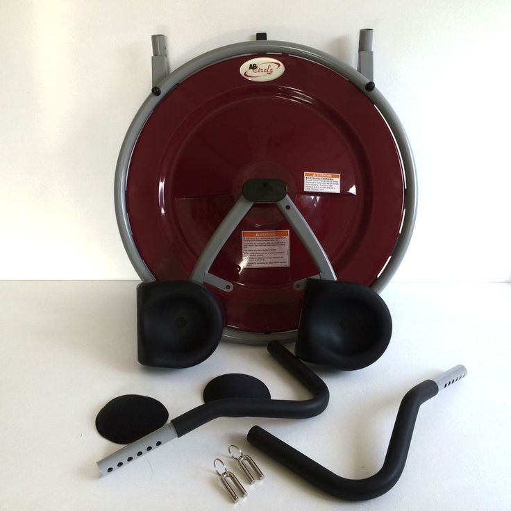 New AB Circle Pro Abs Exercise Machine As Seen On TV Abdominals #AbCirclePro