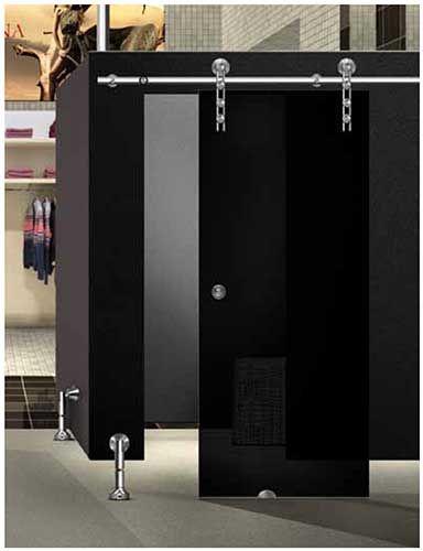 ferrures suspendues chelsea pour porte coulissante verre kit complet pour porte en verre 8 12. Black Bedroom Furniture Sets. Home Design Ideas