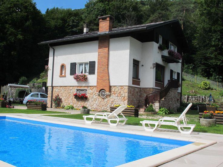Ihr Ferienhaus mit Pool