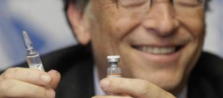 ❥ The CDC, NIH & Bill Gates Own the Patents On Existing Ebola & Related Vaccines: Mandatory Vaccinations Are Near