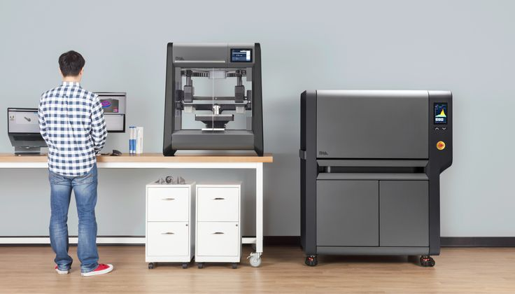 Desktop Metal Studio System - Print complex metal parts in-house with the end-to-end solution, Studio System. This advantageous system is ten times more economical than comparable laser based systems making it the only metal 3D printer that's cost-effective for engineering teams.