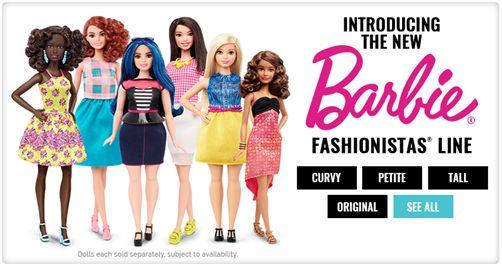 ToyzMag.com » Les nouvelles Barbie Fashionistas arrivent à la grande Récré