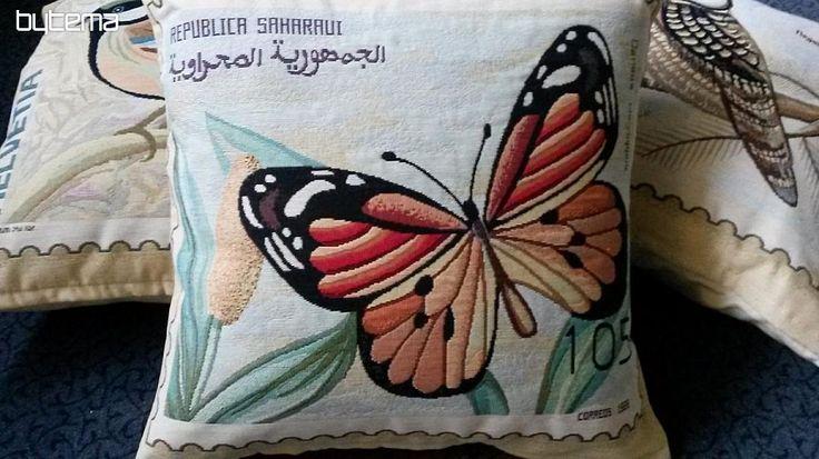 Dekorační polštář POST STAMP | Bytema