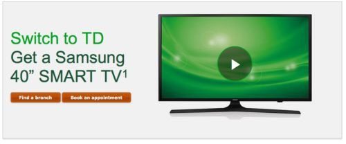 "Switch to TD Canada Trust and Get a Samsung 40"" SMART TV - screenshot_108 http://www.groceryalerts.ca/switch-td-canada-trust-get-samsung-40-smart-tv/"