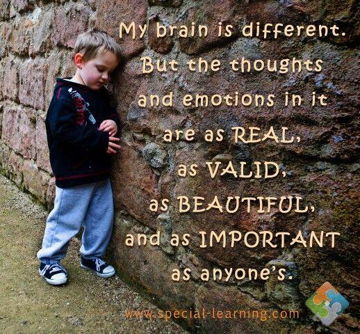 Autism - quote