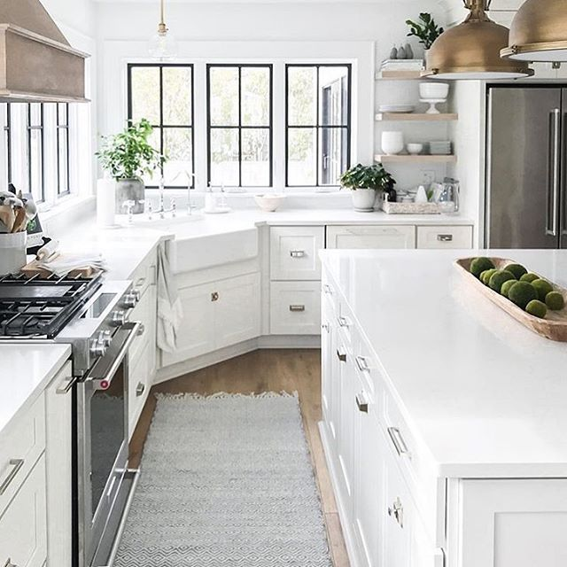 Download Wallpaper Are All White Kitchens Going Out Of Style