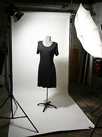 streamlined my photo process after reading Camera Jim's Guide to Clothing for Ebay