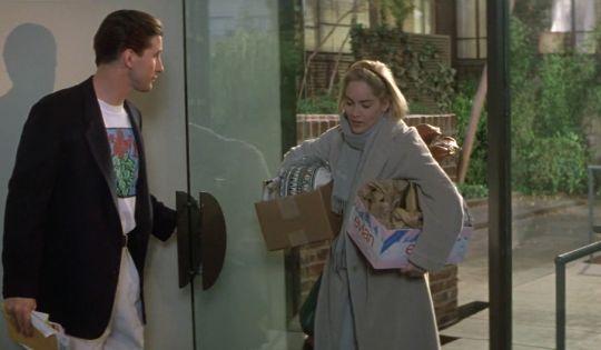 Film Friday's: Sliver 1993