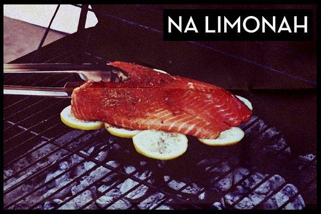 Рыба на лимонах (на гриле), варианты маринования