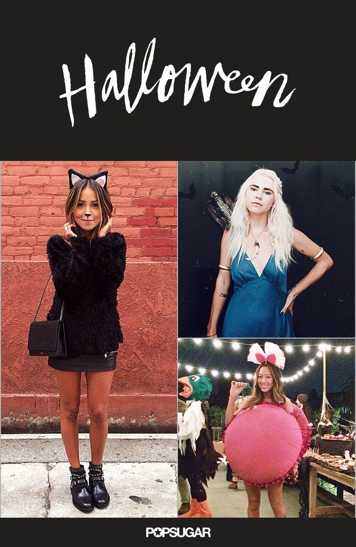 Pin for Later: Dominate Halloween in These Blogger-Approved Costumes