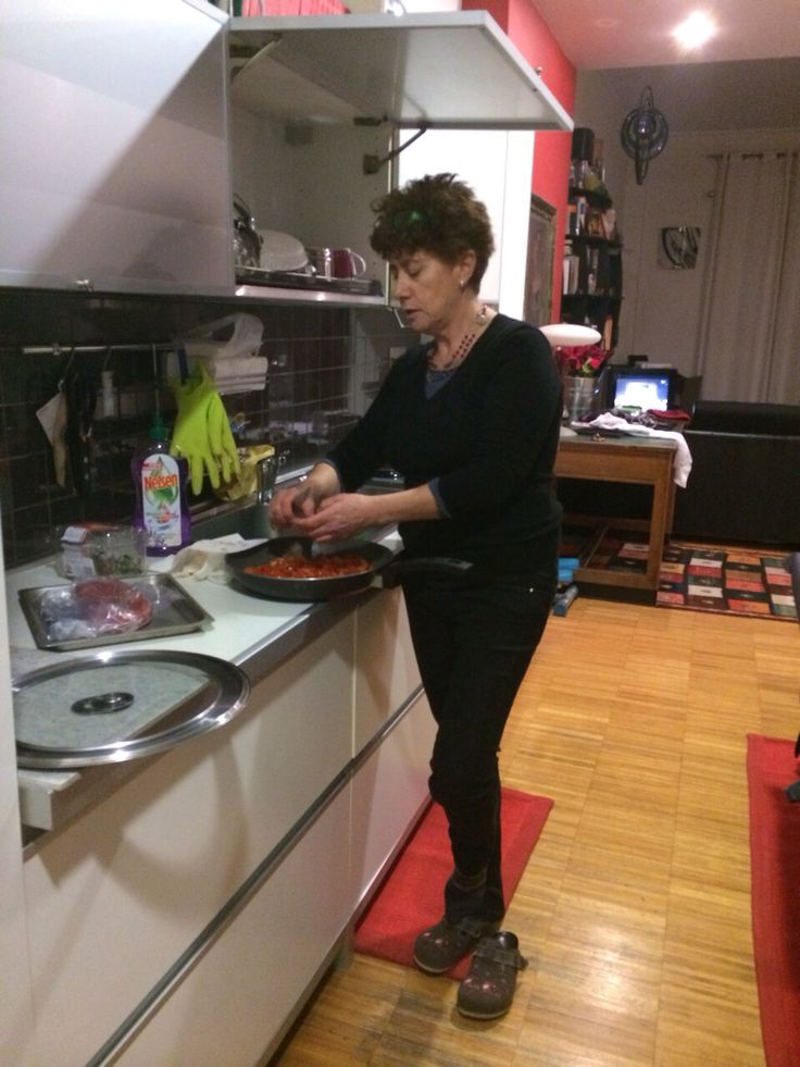 Cucinare la sera dopo il lavoro